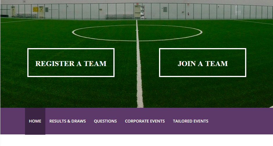 Register Teams and Players